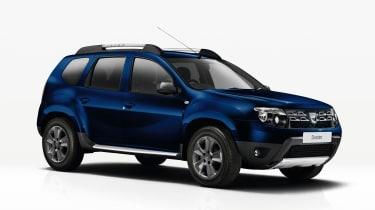Dacia揭示了Laureate Prime特别版