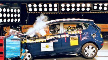 欧元ncap shapl-up意味着汽车的二层星级评级
