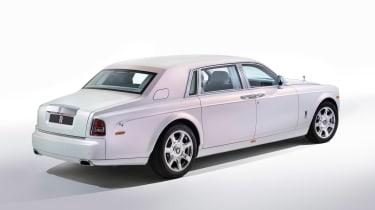 Rolls-Royce Serenity Concept采用终极汽车内饰