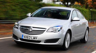 Vauxhall Insignia和Zafira Tourer的新柴油发动机