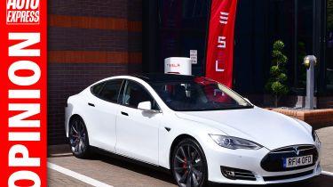 """""""其他品牌注意:如果特斯拉制造氢轿车加油不会是一个问题"""""""