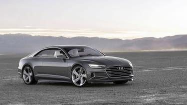 CES 2015:奥迪与序幕概念和A7公路旅行无人驾驶
