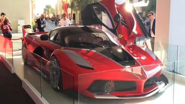 Ferrari Laferrari FXX K Track Monster有1,036BHP