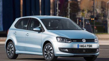 VW价格上涨91MPG Polo BlueMotion