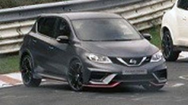 日产Pulsar Nismo Hot Hatch Spied