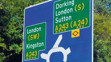 报告安全后,英国道路可以获得明星评分