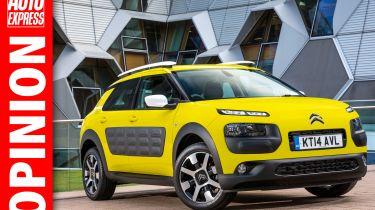 """""""法国汽车制造商可以提供德国品牌可能永远不会""""的风格感"""