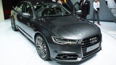 巴黎汽车展开亮相Fackifted Audi A6
