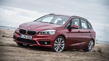 BMW 2系列活动旅行器获取XDrive四轮驱动