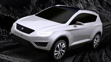 新座位SUV于2016年确认