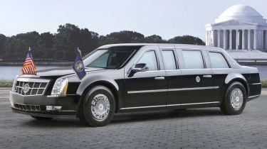 美国汽车品牌争取建立新的总统豪华轿车的权利