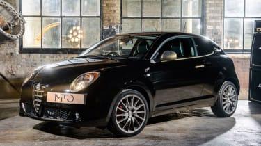 由Marshall揭示的On-Off Alfa Romeo Mito