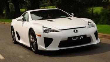 Lexus Geneva 2015概念不会是新的LFA Supercar