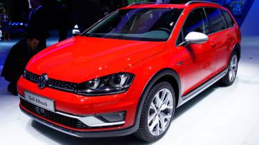 巴黎透露了VW高尔夫球场