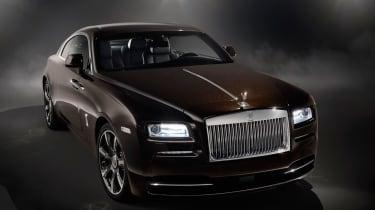 Rolls-Royce Wraith'受音乐'Edition的启发,听起来买家