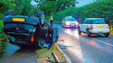 保险公司发起竞争以解决无保险的司机浪涌