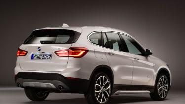 下一个BMW X1获得新的SUV造型和更大的启动