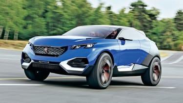 我们推动了对Peugeot未来的大胆愿景