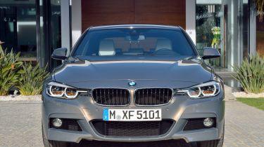 2018年新的BMW 3系列将更轻,更敏捷