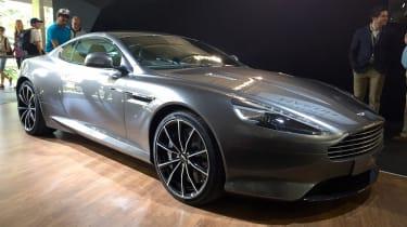 特别版Aston Martin DB9 GT获得额外的电力