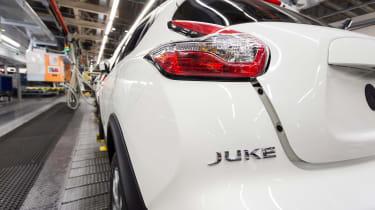 日产确认下一个Juke将在英国建造