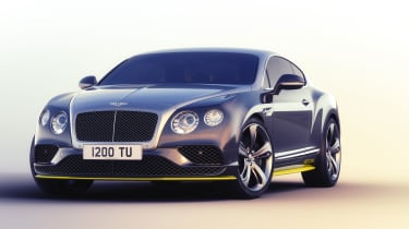 Bentley Continental GT Speed Gets Beregling喷气机改造
