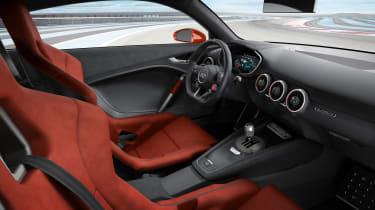 奥迪TT Clubsport Turbo概念:新视频发布