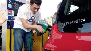 政府从灌装站预防燃料盗窃燃料盗窃