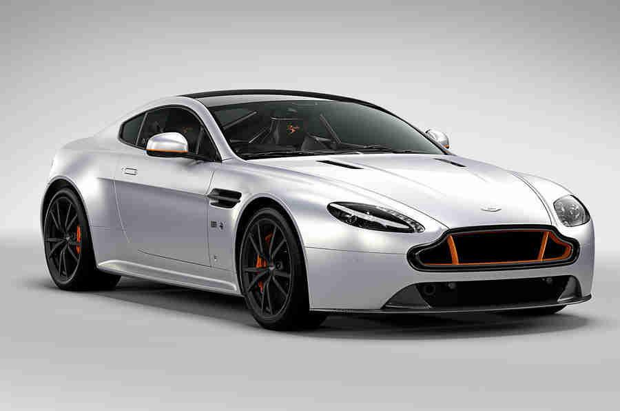 Aston Martin Cambridge推出V8 Vantage S刀片版