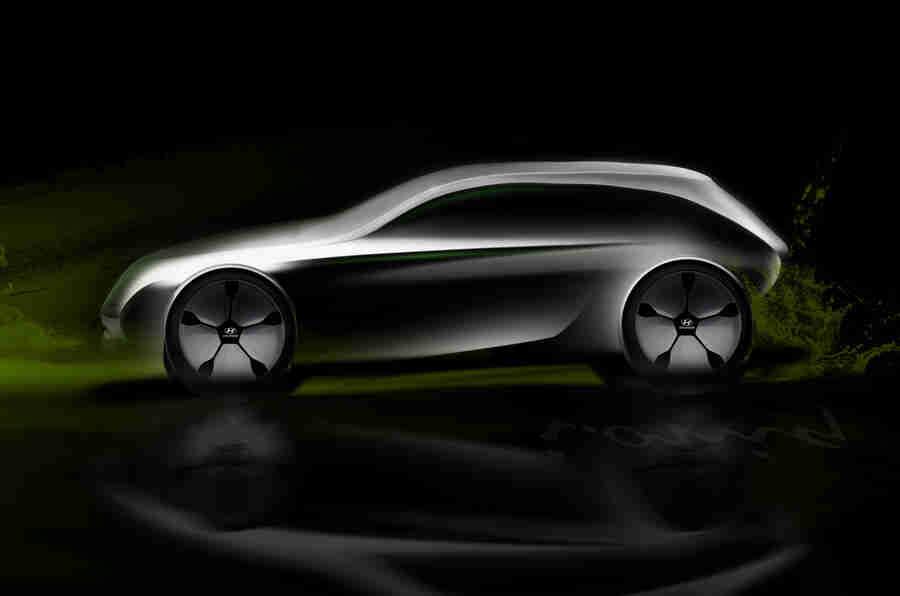 现代计划新氢燃料电池SUV