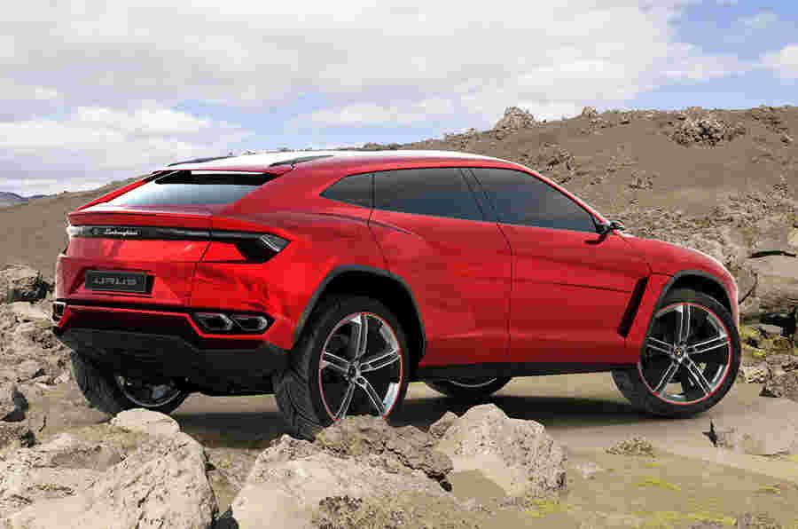 Lamborghini Urus SUV可以获得混合版本