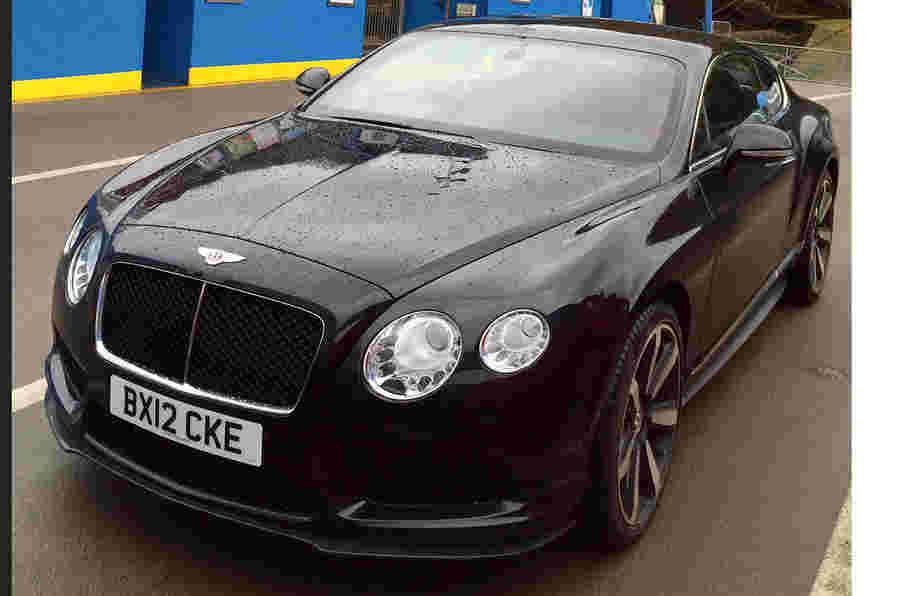 Bentley Continental GT长期测试评论:保时捷的时尚比赛?