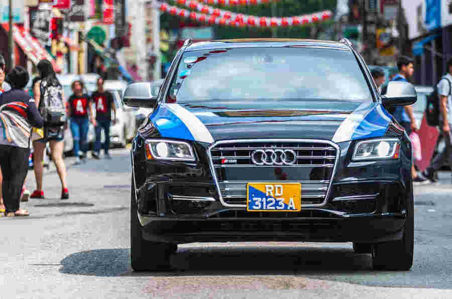 Delphi汽车测试新加坡自治出租车服务